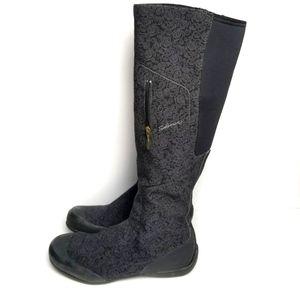 Salomon Uma Trois Floral Stylish Casual Boot